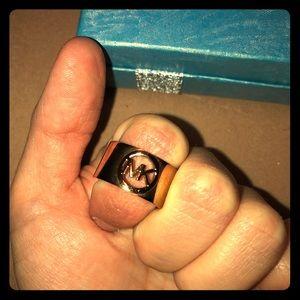 Michael Kors Rose Gold Ring